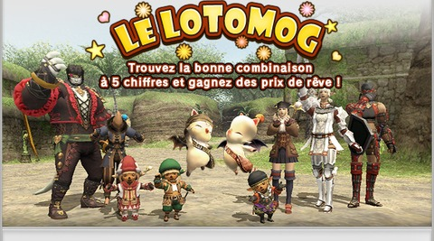Final Fantasy XI - Le lotomog approche ! (07.05.2010)