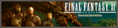 L'édition suprême de Final Fantasy XI disponible
