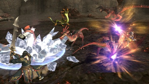 "Final Fantasy XI - C'est parti pour l'extension ""Explorateurs d'Adoulin"""