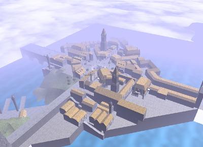 Une des nouvelles zones
