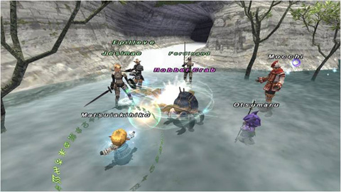 Final Fantasy XI - La campagne double EXP commence
