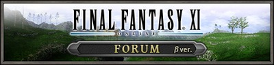 Ouverture du forum officiel de FINAL FANTASY XI !
