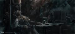 Salle de torture - par Erling Ingi