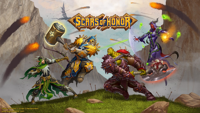 Image de Scars of Honor