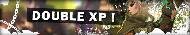 Event double exp