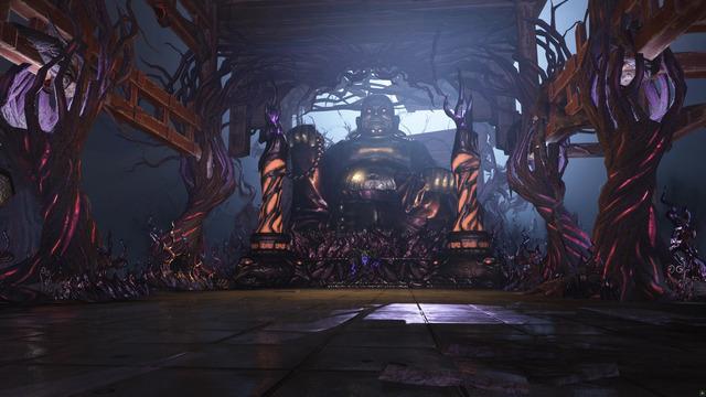Temple de la miséricorde cauchemardesque (Nightmare temple of Mercy)