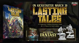 Lasting Tales sur KickStarter