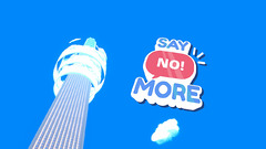 Test de Say No! More – This is my no no square