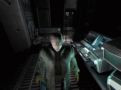 Les boutons d'interface en VR se confondent dans le décor ou les personnages