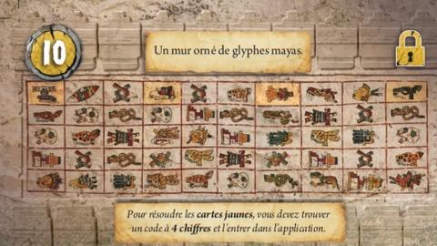 Que serait un jeu d'énigmes sans du décryptage ?