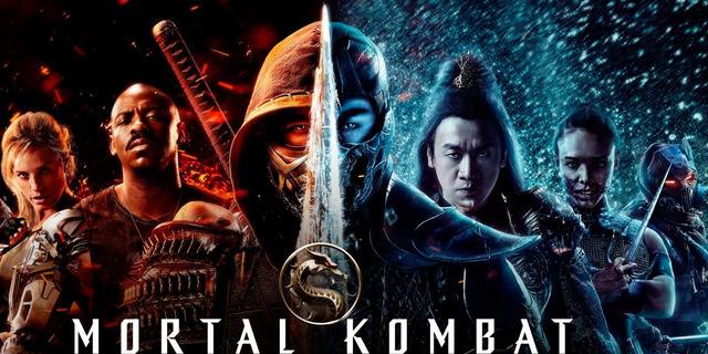 Mortal Kombat Poster Header