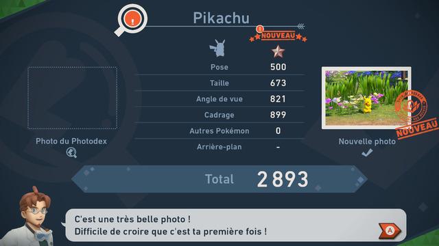 Images de New Pokémon Snap