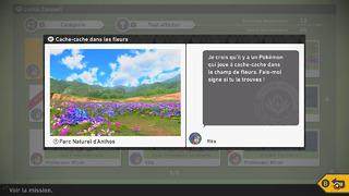 Une des - très - nombreuses missions proposées par le jeu.