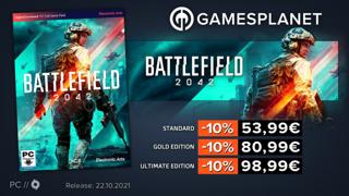 Battlefield 2042 en promotion