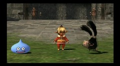Le Slime de Dragon Quest X et le Spriggan de Final Fantasy XIV dans Final Fantasy XI