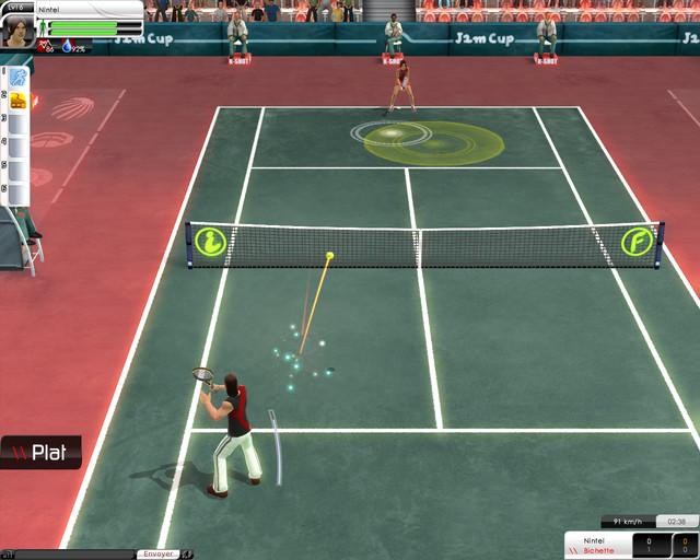 GC08 Tennis
