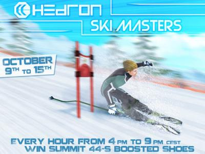 hedron ski master