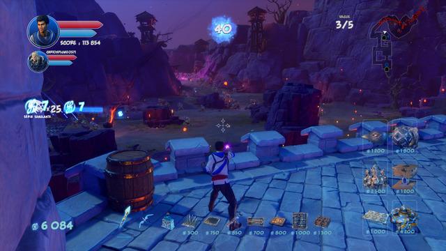 Capture sur Xbox Series X
