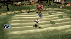 Une de vos premières quêtes secondaires, la chasse aux radis
