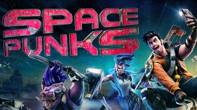 Images de Space Punks