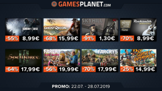 Promotions GamesPlanet