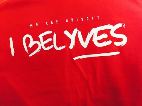 I BelYves