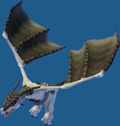 Monture : Dragon écaillé