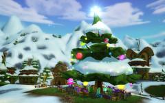 Festivités de Noël 2009