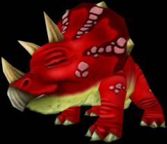 Pets : Tricératops