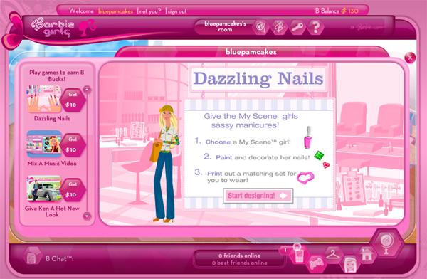Images de Barbie Girls World