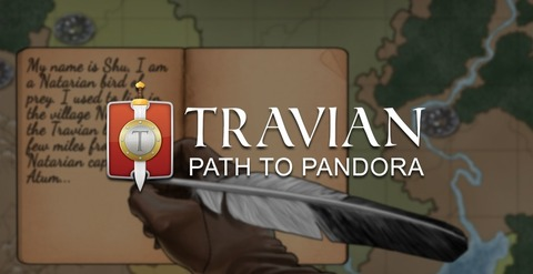 Travian: Legends - Aperçu du serveur spécial Path of Pandora de Travian