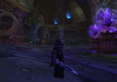 Première épée du chevalier de la mort