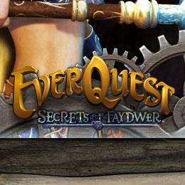 Logo d'EverQuest: Secrets of Faydwer