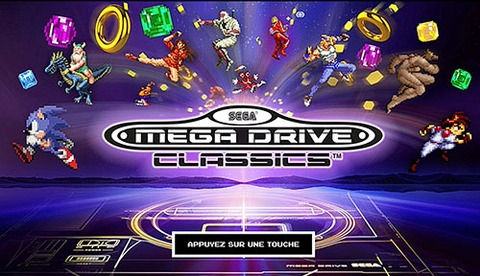 SEGA 3D Classics collection - Test de Sega® Mega Drive Classics™ sur XBox One - MÀJ du 28.11 : ajout de la version Switch