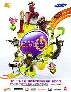 Festival du Jeu Vidéo de Paris 2010
