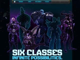 Teaser des classes sur site officiel