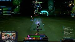 captures du livestream consacré au spellslinger - Charged spell porté