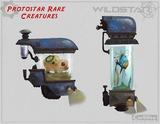 Conceptart de Auroria - Protostar Rare Creatures
