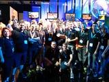 Photo de groupe de l'équipe