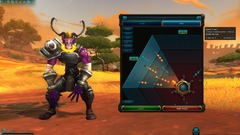 Customisation dans WildStar - WildStar Customisation   Combat   AMP System