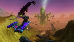 Customisation dans WildStar - WildStar Customisation   Mounts   Hoverboard 1