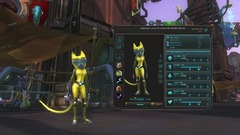 Customisation dans WildStar - WildStar Customisation   Outfit