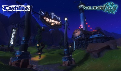 Image article Polycount sur les graphismes - WildStar Environments2