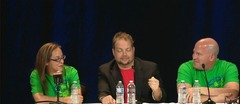 Captures du livestream WS à la PAX east 2014 - Jen Jeremy Chad