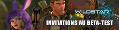 Distribution : 3000 invitations au bêta-test de WildStar: Reloaded