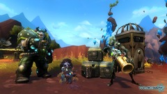 faction PNJ : Les maraudeurs