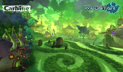Dans les coulisses de WildStar. Interview par Polycount