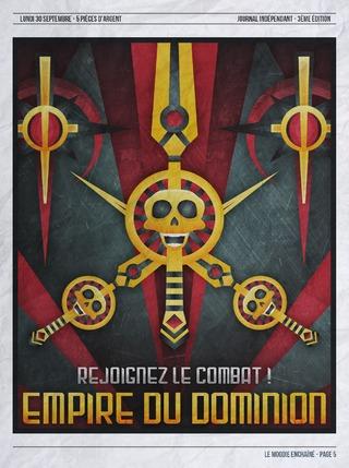 Propagande du Dominion