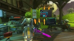 Customisation dans WildStar - WildStar Customisation   Combat   Item Modification