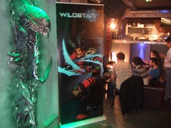 WildStar à Paris, avril 2014 : soirée au Meltdown